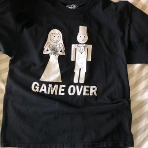 Other - Game Over Wedding T